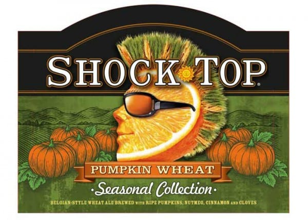 Shock Top Pumpkin Wheat