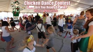 Island Oktoberfest Chicken Dance Contest