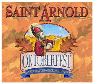 Saint Arnold Oktoberfest