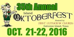 2016 Island Oktoberfest