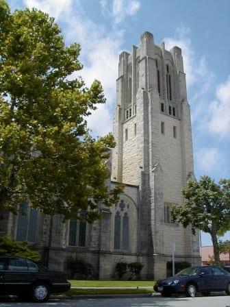 First Lutheran Evangelical Church of Galveston