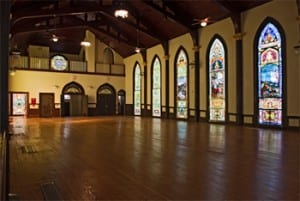 The Lyceum at First Lutheran Galveston