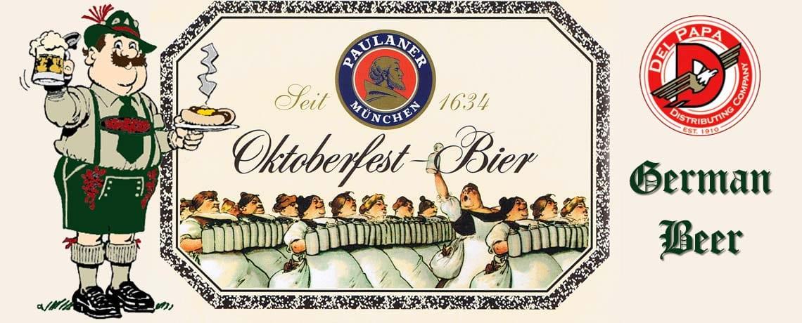 Del Papa German Beer Island Oktoberfest