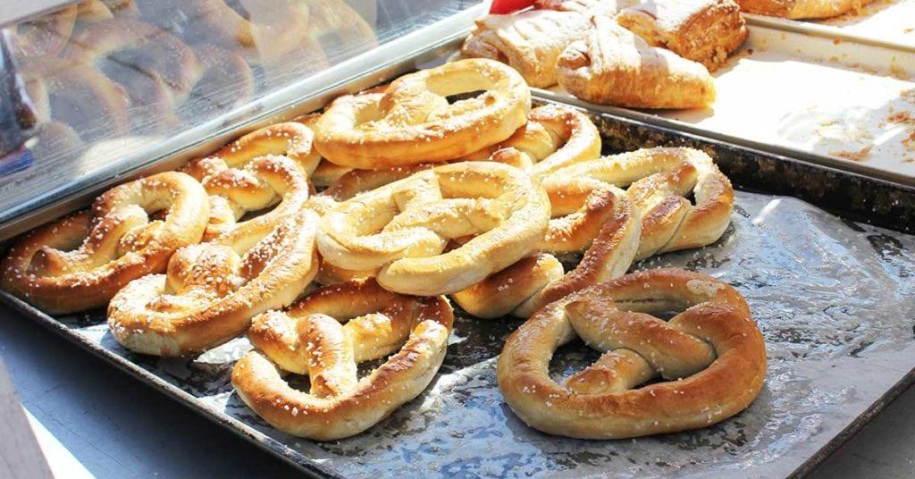 galveston oktoberfest pretzels